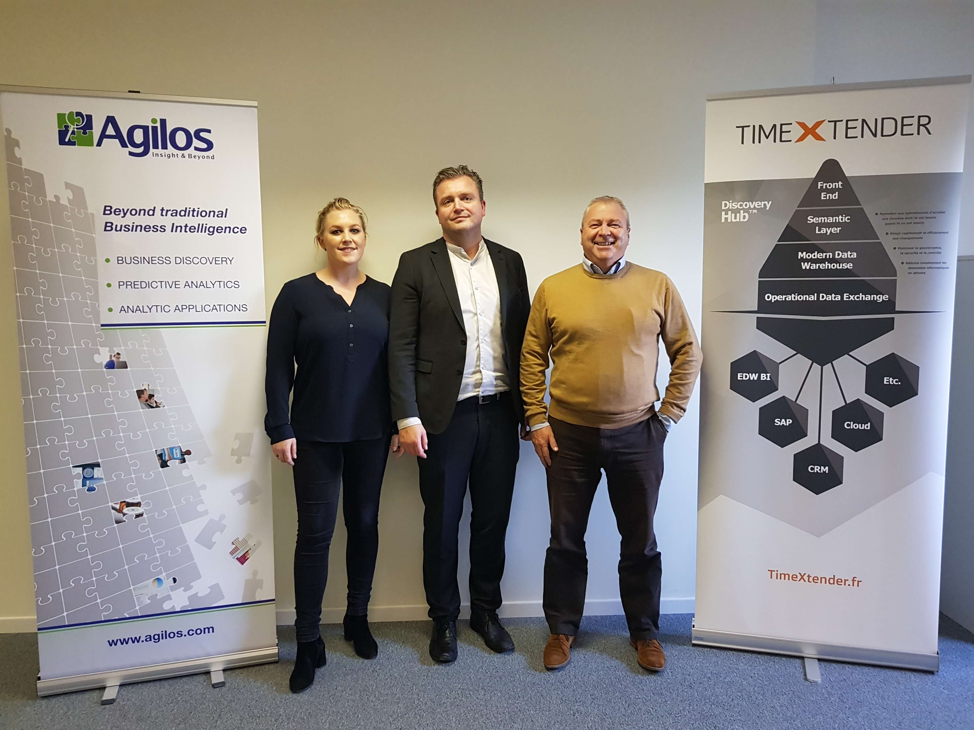2017-10-27 Agilos signs partnership with TimeXtender.jpg