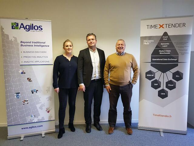 2017-10-27 Agilos signs partnership with TimeXtender.jpg