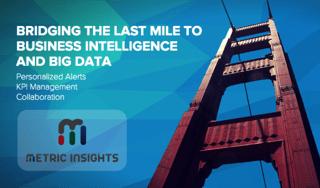 Metric Insights Push Intelligence